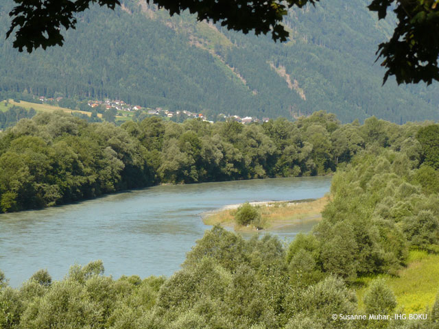 Drava valley